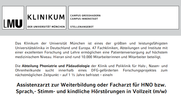 Dgpp Deutsche Gesellschaft Für Phoniatrie Und Pädaudiologie Ev